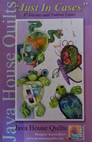 Just In Cases fra Java House Quilts