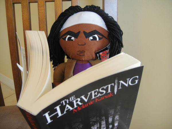 """Ebook Giveaway ~ Last call to win an ebook of """"The Harvesting"""""""