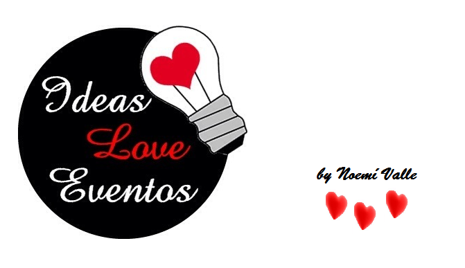 IDEAS LOVE EVENTOS by Noemí Valle