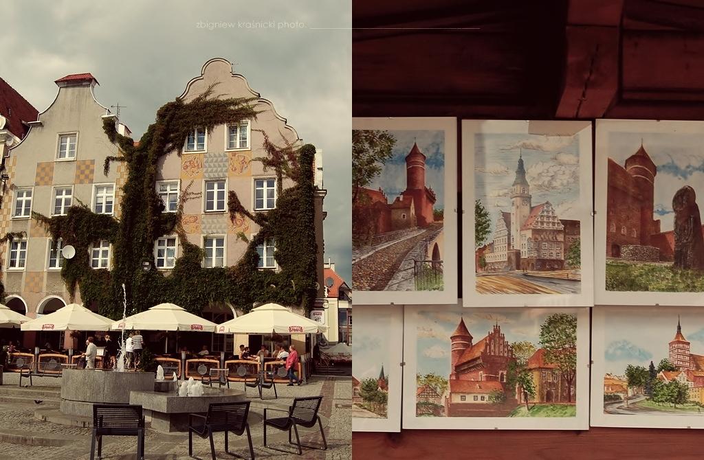 City break w Olsztynie