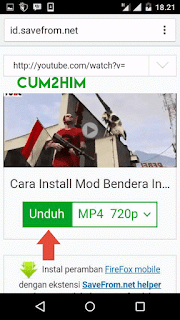 Cara Download Video di Youtube Lewat Android Tanpa Aplikasi