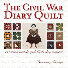 Civil War Diary Quilt - start 10.01.2012