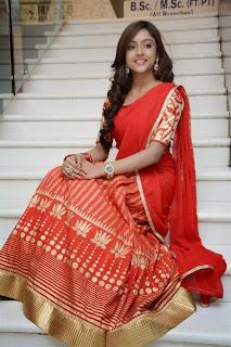 Vithika Pictures in Half Saree at Mahabalipuram Movie Audio Launch