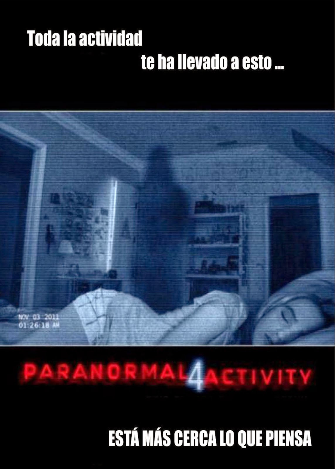 Paranormal Activity (2012)