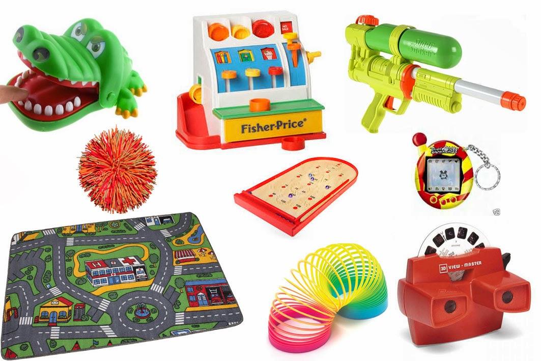 90-luvun leluista suosituimpien kärkiin kuului varmasti  liikennematto b5c0a81014