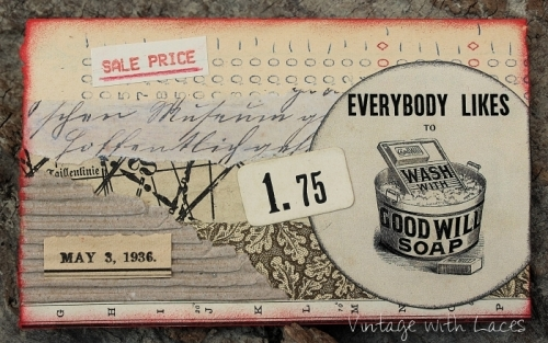 ICAD - Everybody Likes ... by Vintage with Laces