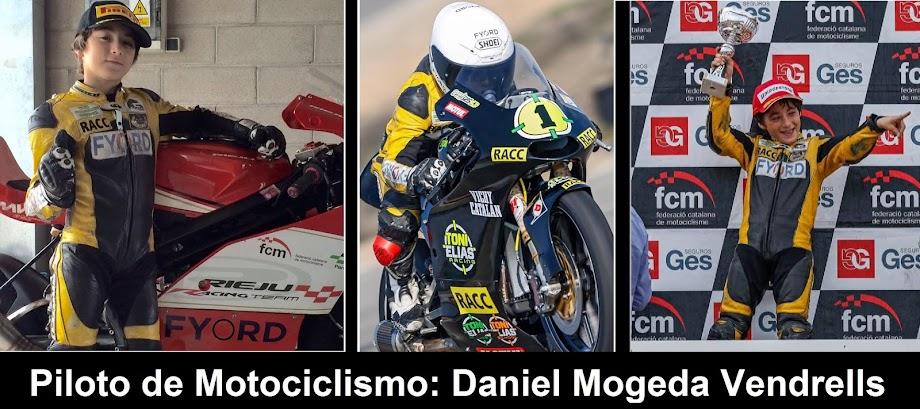 Piloto: Daniel Mogeda Vendrells #8