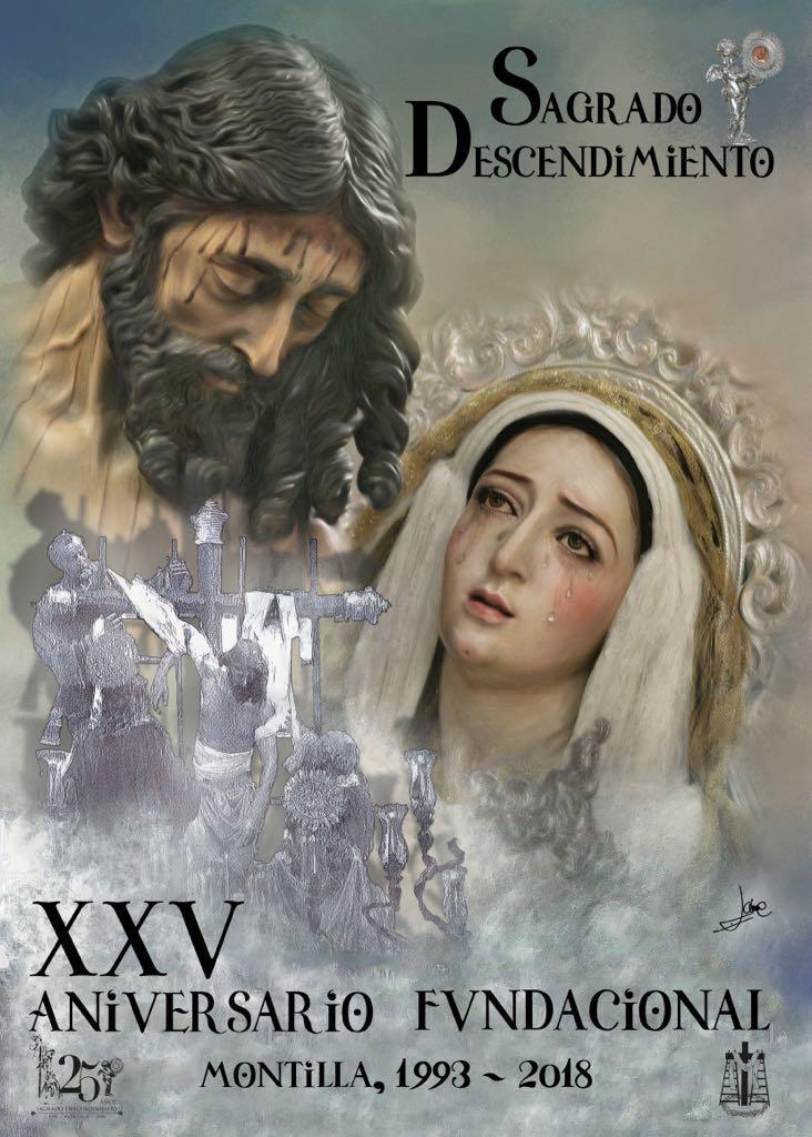 XXV ANIVERSARIO DESCENDIMIENTO