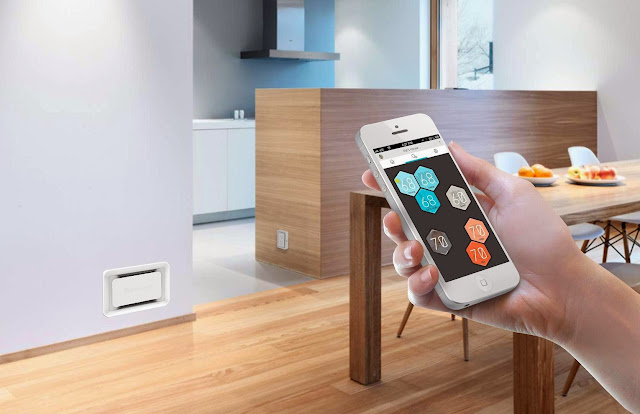 Control Your Home With Your Smartphone - Ecovent