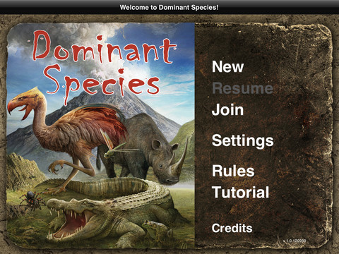 Dominant Species game review
