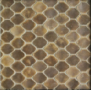 Arabesque San Felipe Spanish Paver Handmade Cement Tile