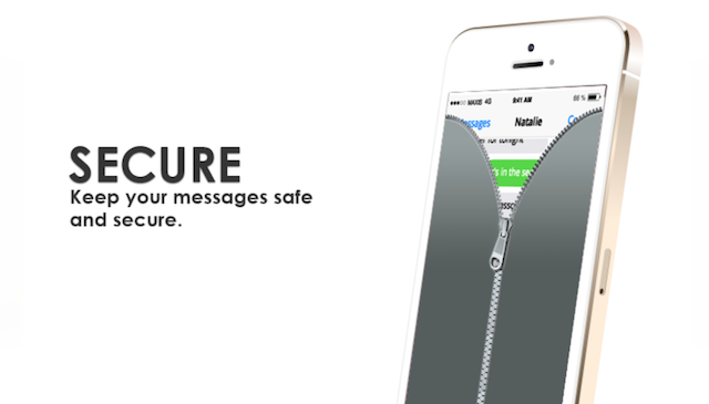 Keeping your messages secure and safe