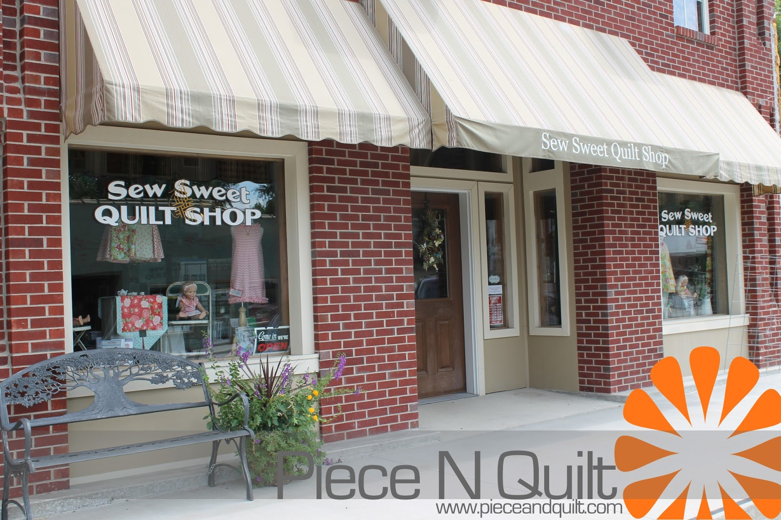 Piece N Quilt: Teaching at Sew Sweet Quilt Shop in Brunswick, Missouri : missouri quilt shop - Adamdwight.com