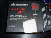 pieminister matador pie review