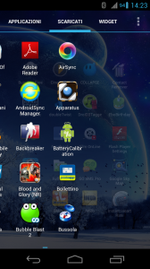 android ics launcher