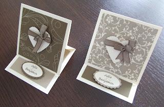 Wunderbar basteln hochzeitseinladungen - Hochzeitseinladungen selber basteln ...