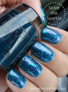 OPI Colorpaints Jelly Glitter Sandwich