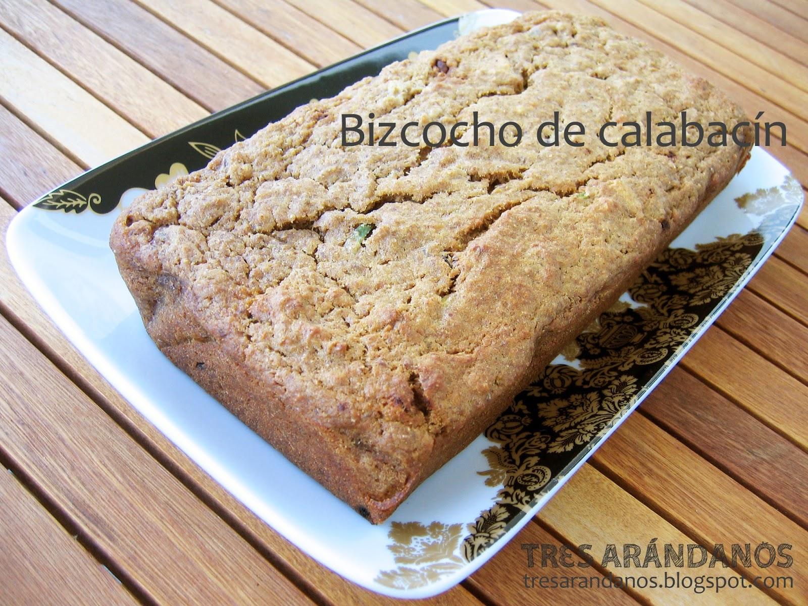 pan de calabacin
