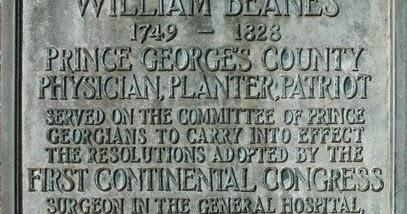 War of 1812 Archaeology : Meet William Beanes