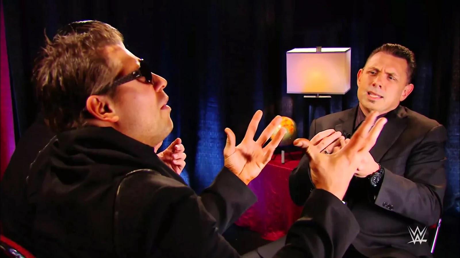 شاهد ذا ميز يفشل في تعليم مايكل كول درس في التمثيل على اليوتيوب  1