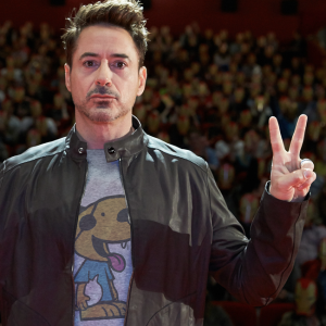 IRON MAN (ROBERT DOWNEY JR.) OSPITE INTERNAZIONALE ALL'ARF!