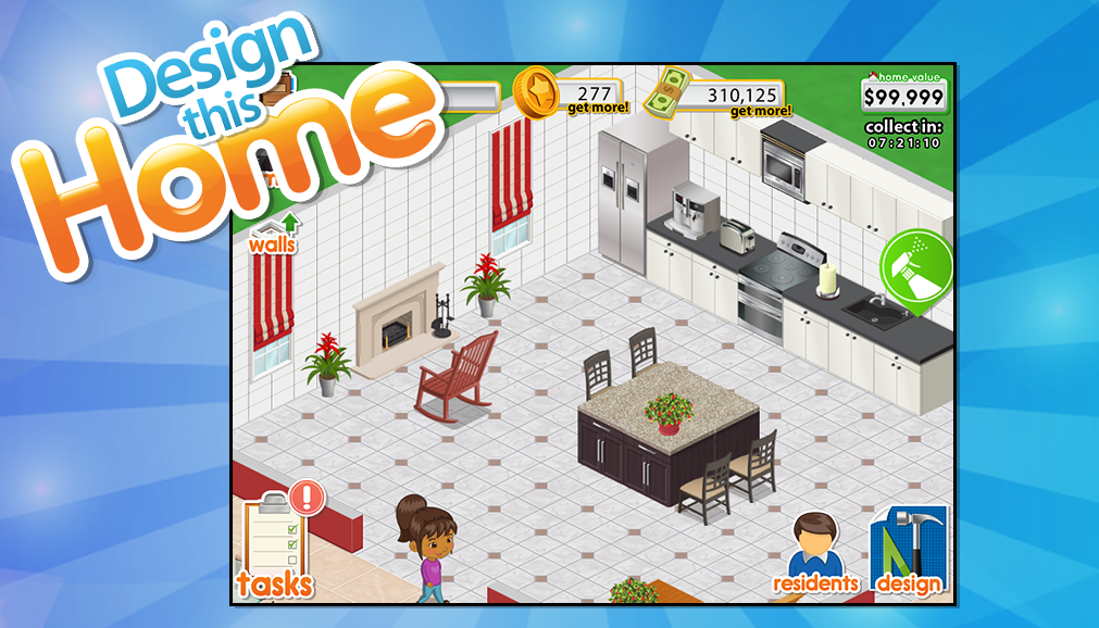 Design This Home android apk hacked download unlimited cash mod