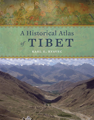 http://blogs.lse.ac.uk/lsereviewofbooks/2015/10/30/book-review-a-historical-atlas-of-tibet-by-karl-e-ryavec/