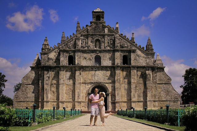 Philippines, Paoay Church, Travel