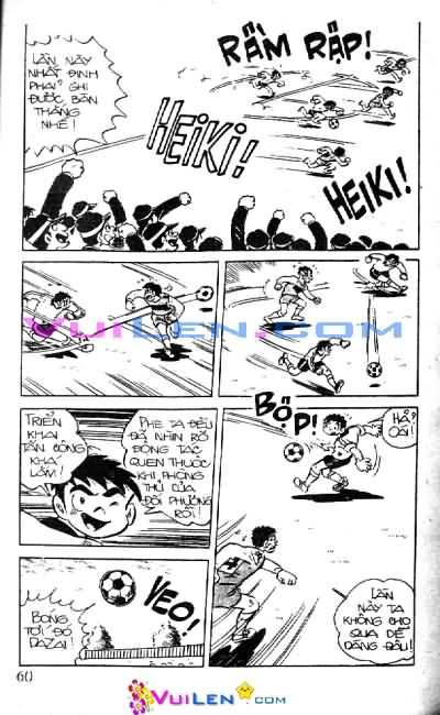 Jindodinho - Đường Dẫn Đến Khung Thành III  Tập 5 page 60 Congtruyen24h