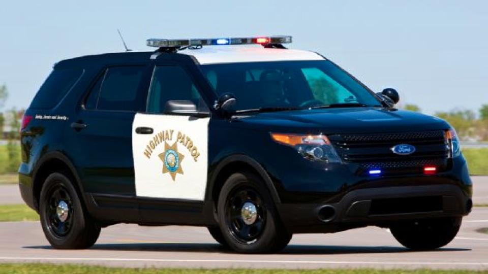 California Highway Patrol Switching To Suvs