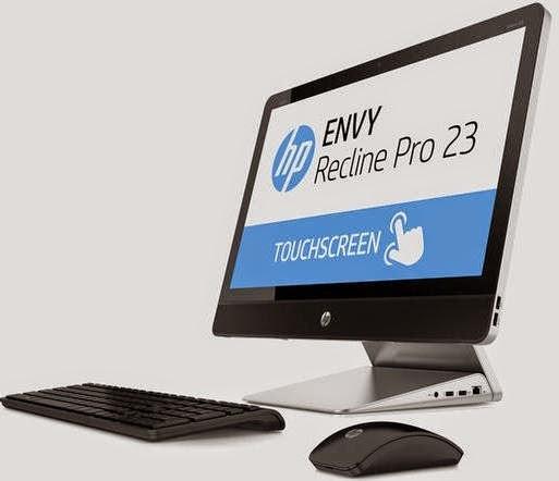 HP ENVY Recline é voltado para o uso familiar