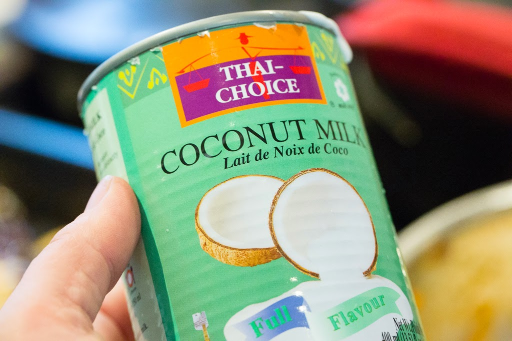 kookosmaito, thai choice