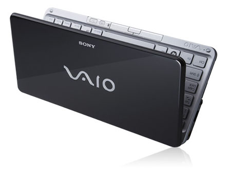 Sony Vaio Laptop black