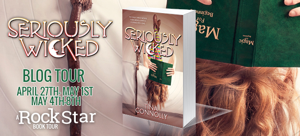 Blog Tour – Review: Seriously Wicked by Tina Connolly + Giveaway (US only)