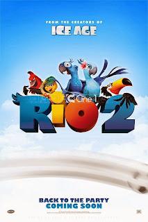 Vẹt Đuôi Dài Rio 2 - Rio 2