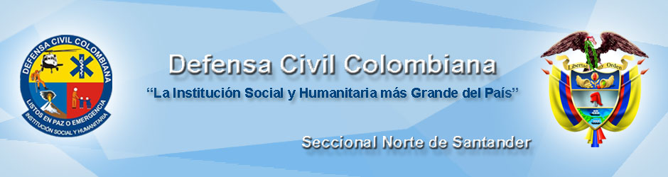 DEFENSA CIVIL COLOMBIANA Seccional Norte de Santander