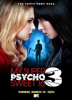 Psicosis en mis super dulces 16: Parte 3 (2012) online y gratis
