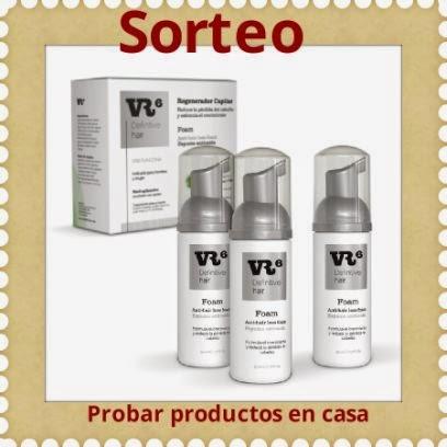Sorteo VR6 Foam