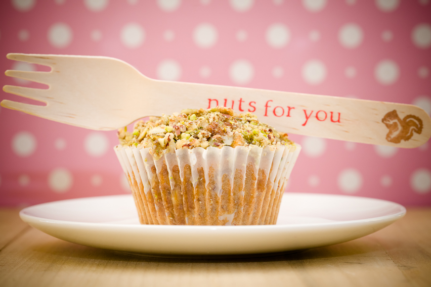 honey nut cupcakes for valentines day