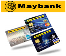 Maybank c.card members in Malaysia can pay for their purchases using a 6 or 12month instalment plan