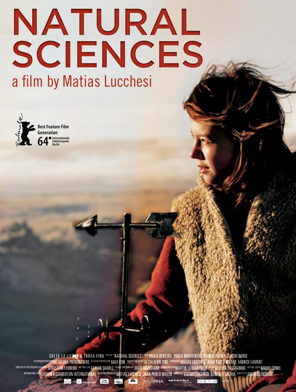 Ciencias naturales, de Matías Lucchesi póster