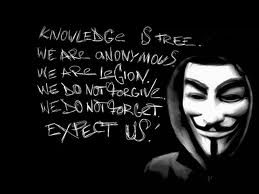 "Komunitas Internasional Hacker ""Anonymous"""