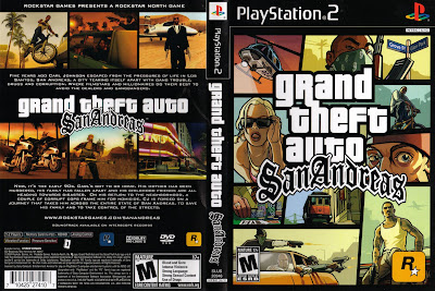 Cheat Grand Theft Auto San Andreas ( GTA ) For PC