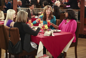 Mom - Episode 1.19 - Toilet Wine and the Earl of Sandwich - Press Release & Promotional Photo