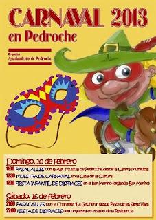 Carnaval de Pedroche 2013
