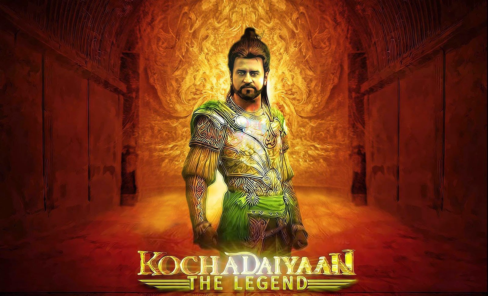 Kochadaiiyaan 2014 Tamil Movie Watch Online