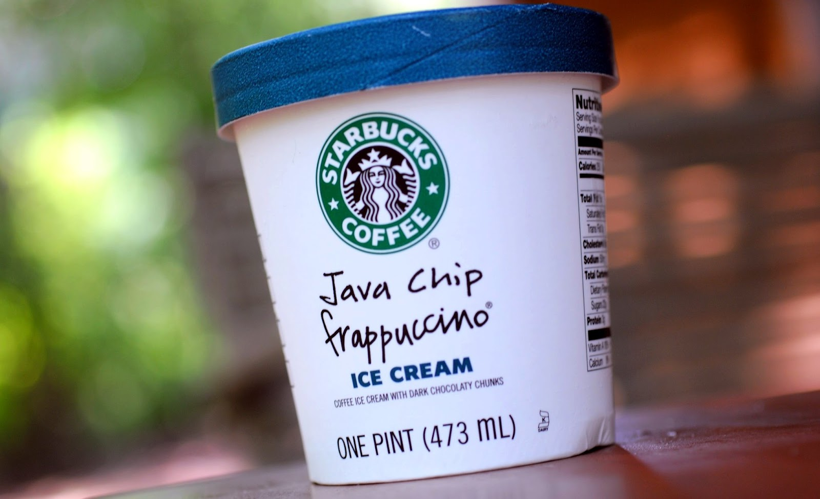 The Ice Cream Informant: REVIEW: Starbucks Java Chip Frappuccino