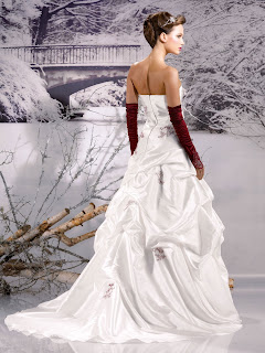 Miss Paris Spring 2013 Bridal Collection