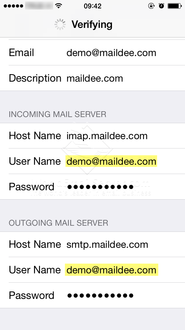 how to add msn email to iphone 8