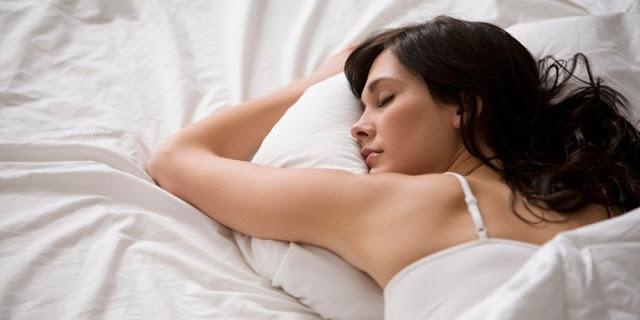 Posisi tidur salah menyebabkan masalah kesehatan